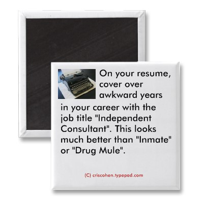 Resume-magnet